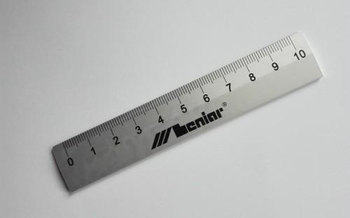 linijka 10 cm
